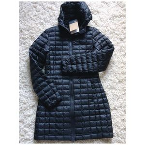 North Face Long Puff Coat